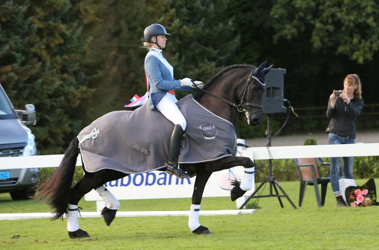Klasse Z1 Annette Verbeek – Cirsten